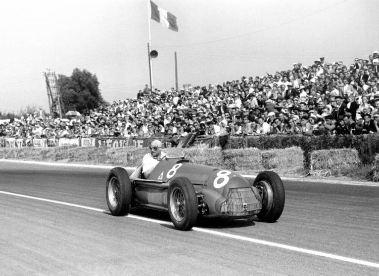 Fangio, 1951
