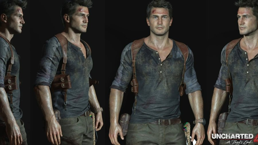 Naughty Dog Reveals Uncharted 4's Character Shading 1
