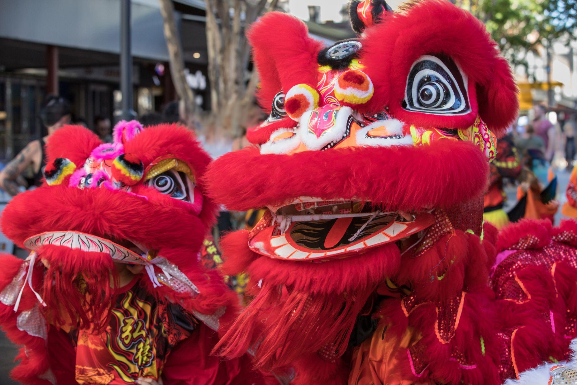 Chinese New Year A Hong Kong Itinerary