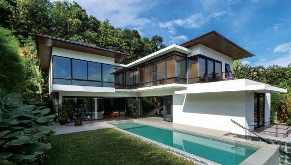 Open Sanctuary Modern Filipino Home Design Budji