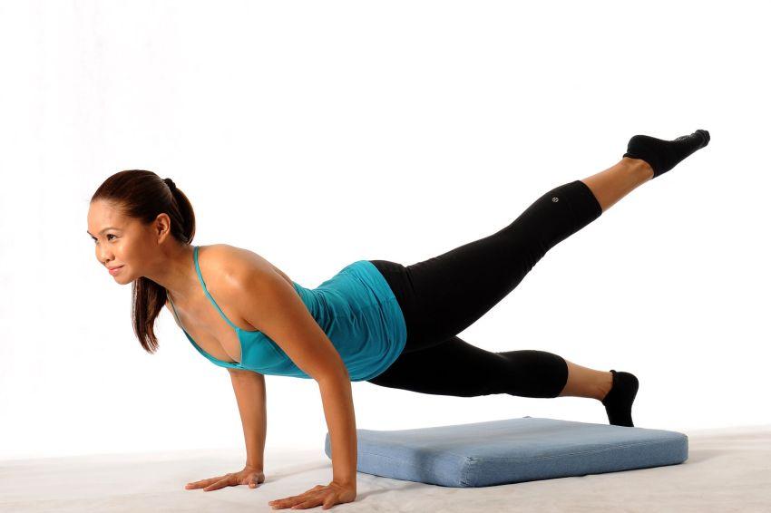 Fitness Focus Shape Up With Celine Encarnacio