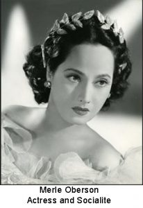 Merle Oberson 1950s