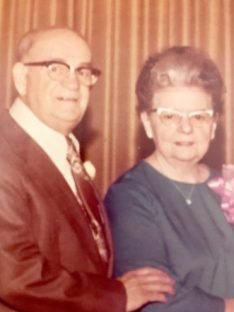 Memere and pepere | Marianne H. Donley | A Slice of Orange