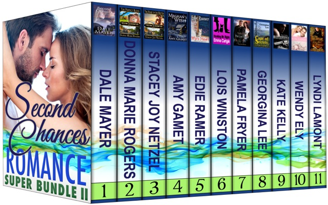 SECOND CHANCES ROMANCE SUPER BUNDLE II