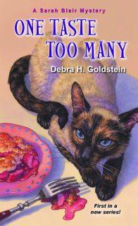 One Taste Too Many | Debra Goldstein | A Slice of Orange