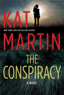 The Conspiracy | Kat Martin | A Slice of Orange