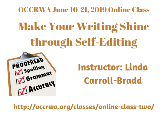 self-editing class graphic