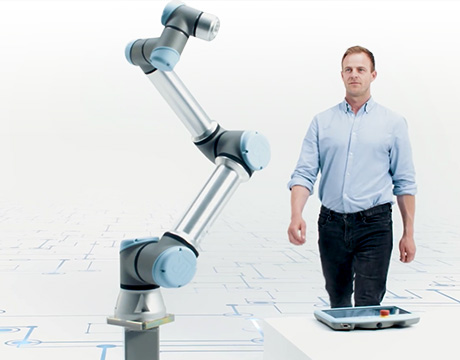 universal robots grabs new