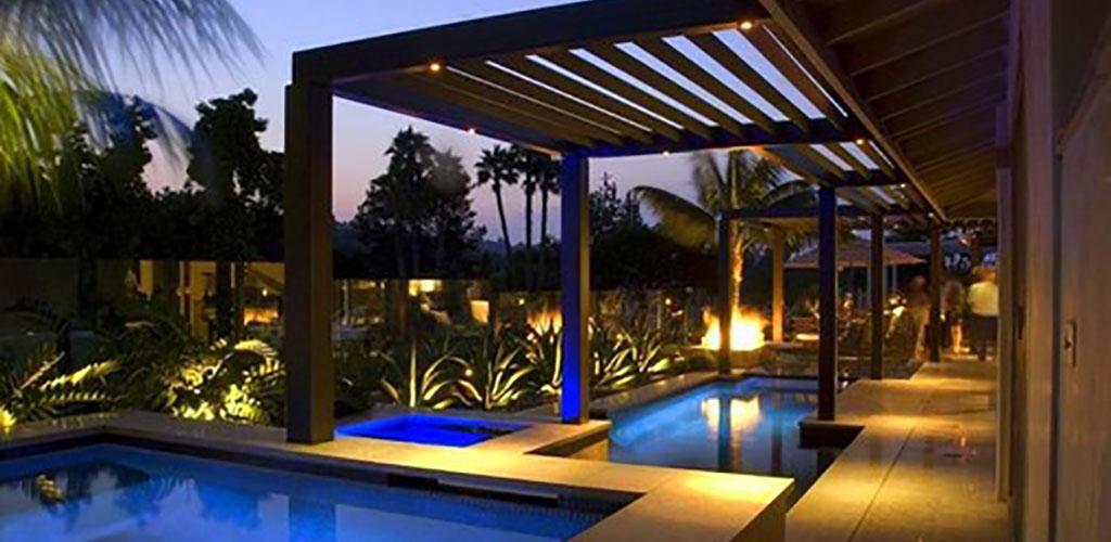 Pergola Lighting Pavilion Lighting Gazebo Lighting