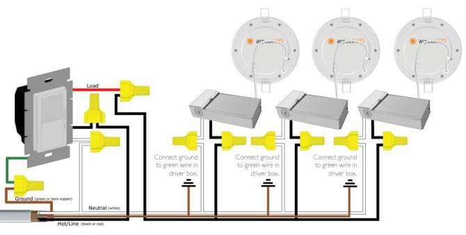 led wiring diagram multiple lights  toyota estima wiring