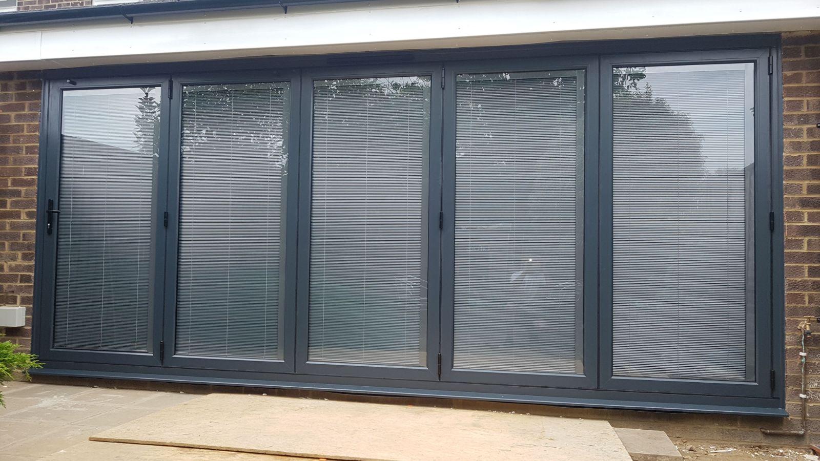 cobham 5 panel bifold integral blinds