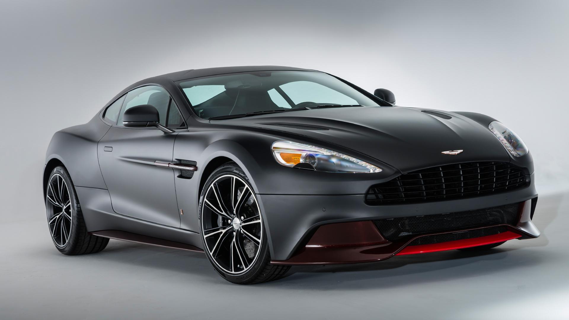 Aston Martin  Q By Aston Martin