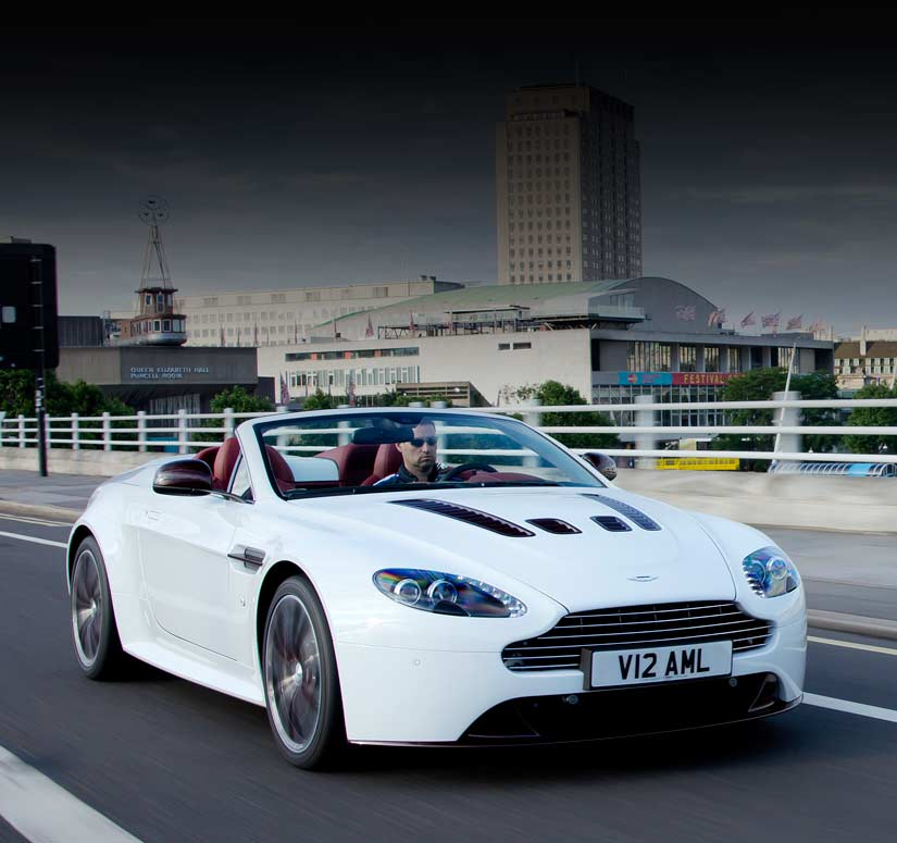 First Look: The 2nd-Generation 2012 Aston Martin Vanquish