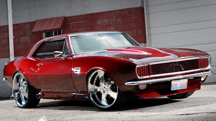 1968 Dodge Charger Wallpaper Cars 1967 Chevrolet Camaro Throwback Thursday Rides Magazine