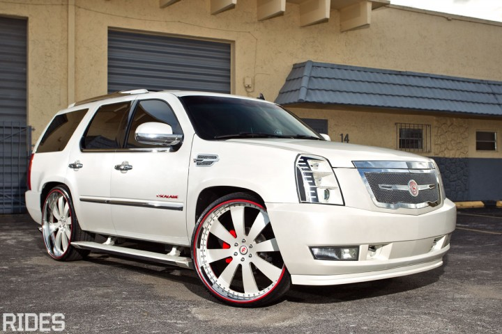 2010 Cadillac Escalade  Throwback Thursday  Rides Magazine