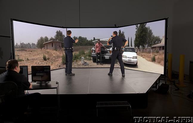 Active Shooter Simulators Giving LEOs a Virtual Prep