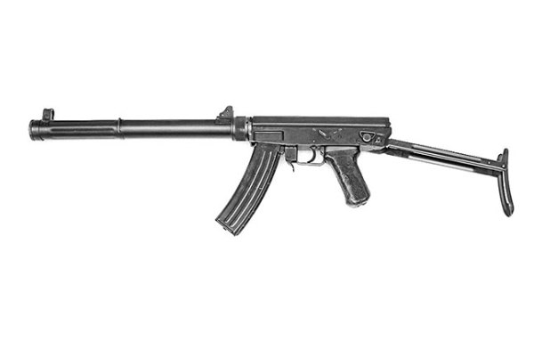 Top 5 Submachine Guns Used by China39s Military and Police