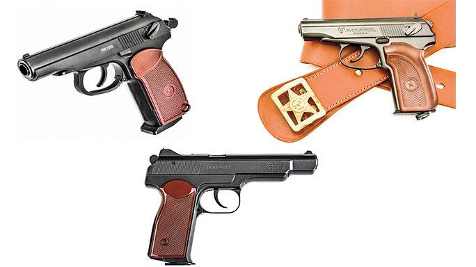 Cold War Comrades: 3 Soviet Air Pistols