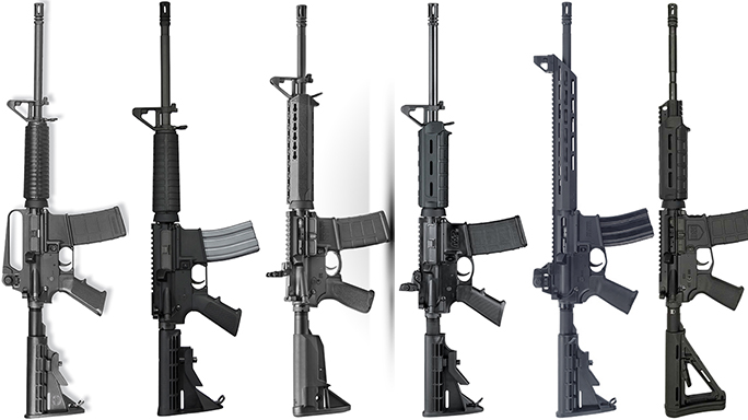 10 AR-15 Rifles You Can Buy Right Now for Under $1,000