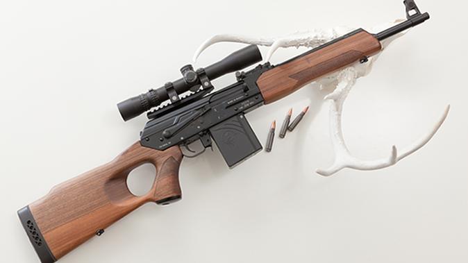 hunt ready ak the