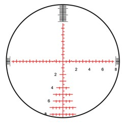 Savage Model 110 Parts Diagram Dpdt Slide Switch Wiring Gun Review The 10 Grs Rifle In 6 5 Creedmoor Scope Reticle