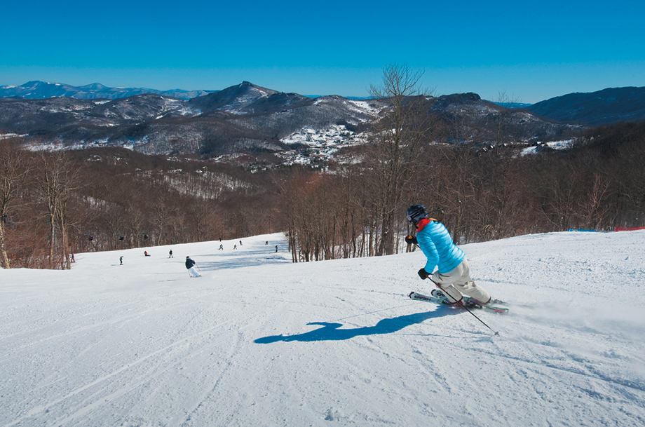 Resorts Boone Ski Carolina North