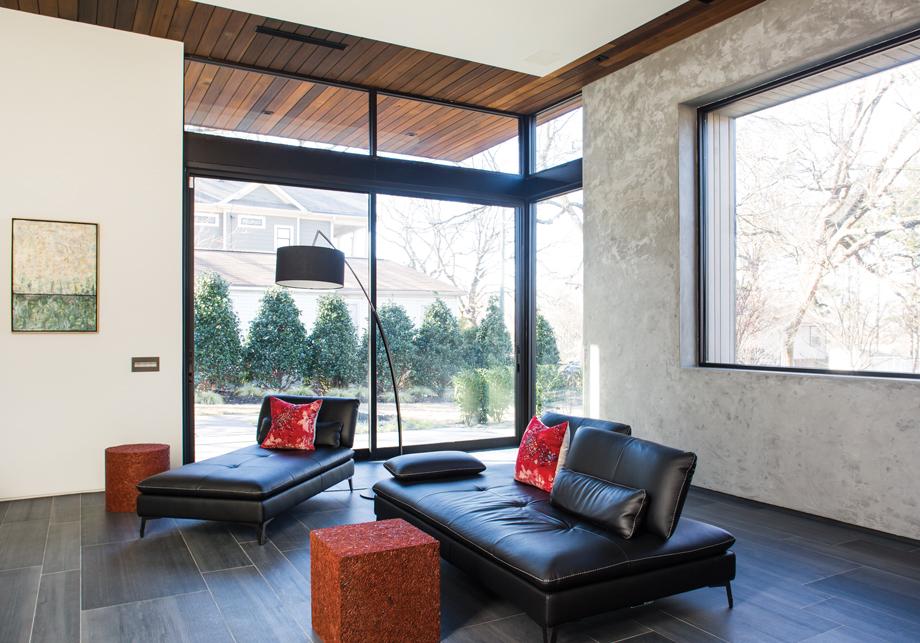 A look inside 3 modern homes in Atlanta  Atlanta Magazine