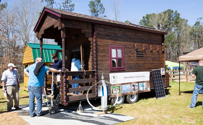 First Annual Georgia Tiny House Festival Draws Thousands