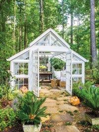 Backyard Mini Garden