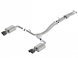cat back exhaust systems exhaust system