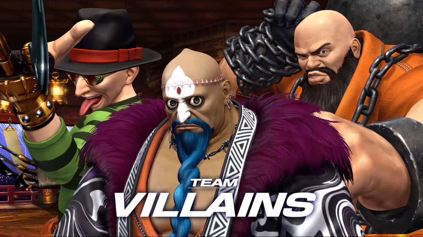 Tung King Fighters Xiv