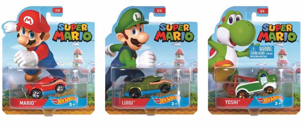 Más Hot Wheels de Super Mario Bros. vienen en camino   Atomix