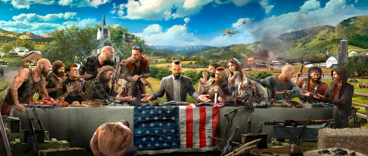 Ya Hicieron Una Peticin De Contra Far Cry 5