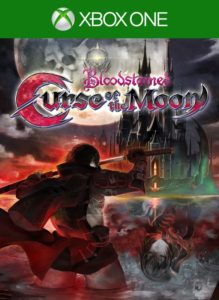 Bloodstained Cursed of the Moon Xbox One
