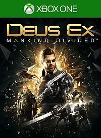 Deus Ex Xbox One