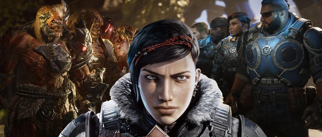 La compaña de Gears 5 fue inspirada por juegos de mundo abierto