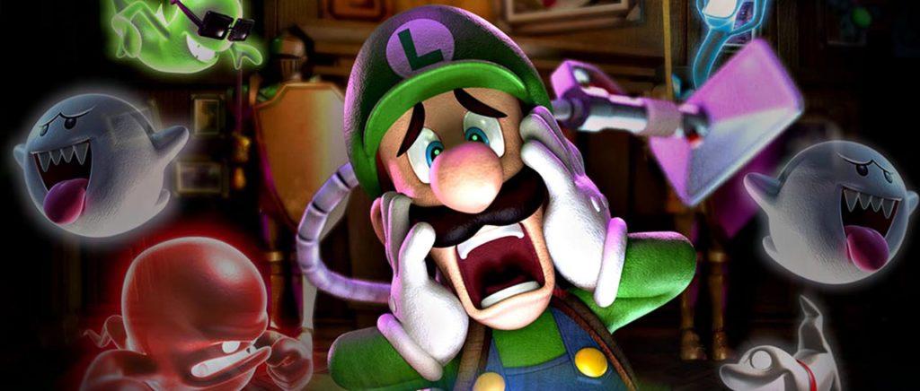 Luigi's Mansion 3 tendrá DLC