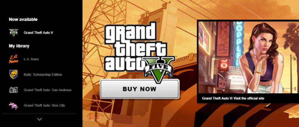 Rockstar Games Launcher ya está disponible en PC