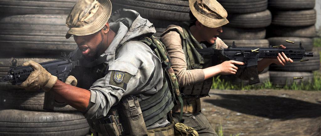 Modern Warfare estrena tema dinámico gratuito en PS4