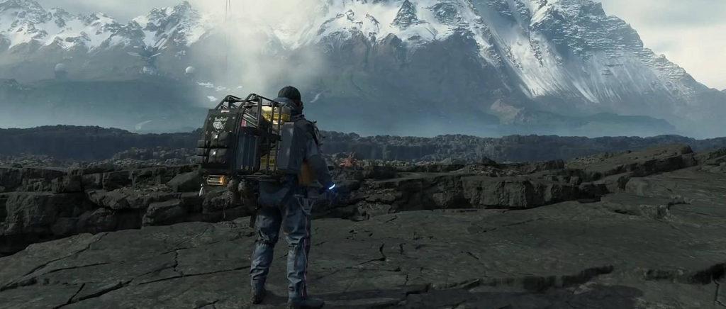 ¡Death Stranding llegará a PC en 2020!