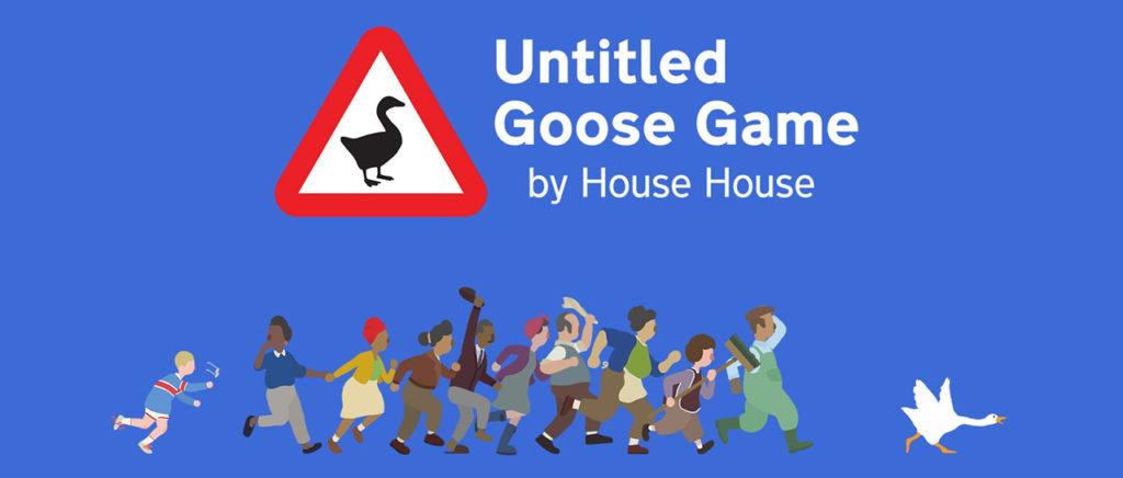 Untitled Goose Game es el juego más vendido en Switch en este momento