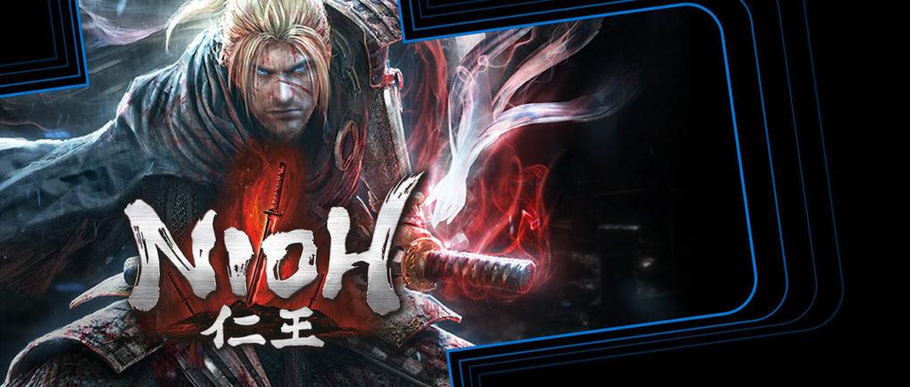 Nioh y Outlast 2 llegarán a PS+ en noviembre