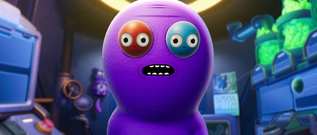 Trover Saves the Universe llegará a Switch y Xbox One