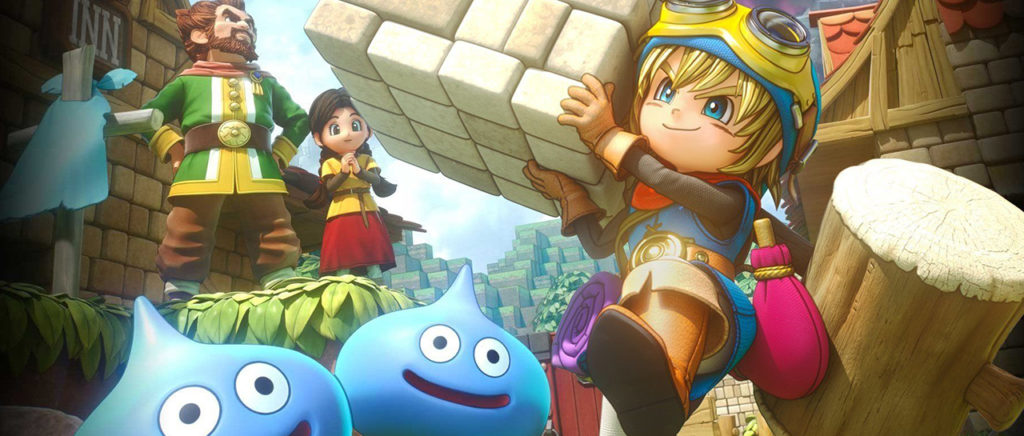 La demo de Dragon Quest Builders 2 ya está disponible en PC
