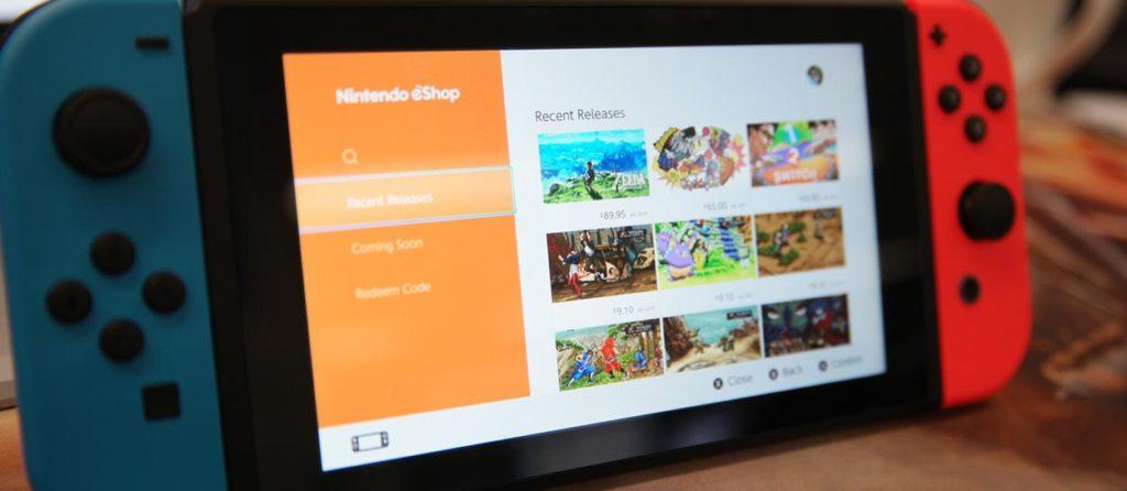 Más de 700 juegos de la eShop del Switch gozan de un gran descuento