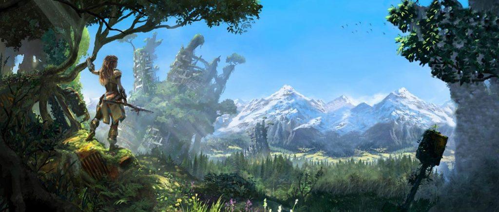 Rumor: Horizon Zero Dawn podría llegar a PC en 2020