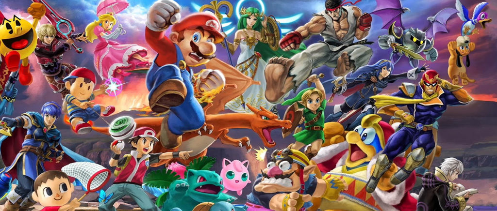 Super Smash Bros. Ultimate celebra su primer aniversario