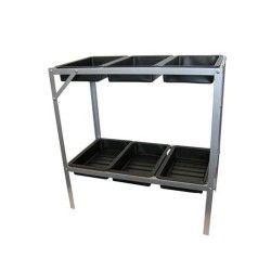 tables et etageres pour serre atout