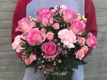 happy birthday flowers new