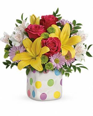 happy birthday flowers fort